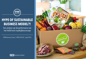 Hellofresh - hype of sustainable business model