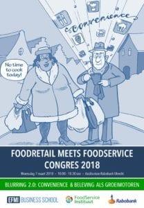 Programma Foodretail meets Foodservice Congres 2018